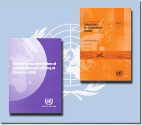 UN & GHS Publications