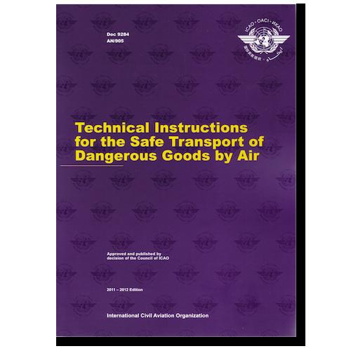 2017 Iata Dg Regulations 58th Ed 201718 Icao Technical Instructions