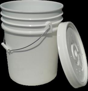 plastic UN drums, 5 gal open head plastic UN drums Canada, plastic UN rated drums, plastic UN pail Alberta, 5 gal 1H2 plastic UN pail