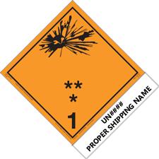 Class-1-Explosives