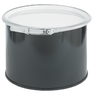 steel UN drums, UN rated drums, open head steel UN drums USA, 5 gal 1A2 steel UN drum, 5 gal lever lock steel UN drums Canada