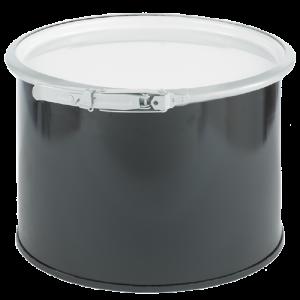 steel UN drums, UN rated drums, open head steel UN drums USA, 5 gal 1A2 steel UN drum, 5 gal lever lock steel UN drums Canada
