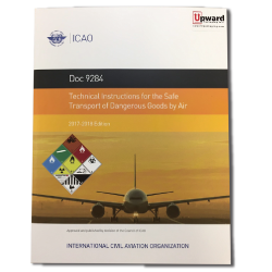 ICAO Technical Instructions, ICAO TI Canada, ICAO TI Ontario, 2017 ICAO TI, 2017/2018 ICAO Technical Instructions, ICAO TI Canada