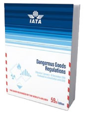 2018 IATA DG Regulations perfect bound, 2018 IATA DGR Canada, 59th IATA DGR, 2018 IATA DG Regulations BC, IATA DGR Alberta, IATA DGR Ontario